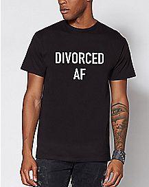 Divorced AF T Shirt