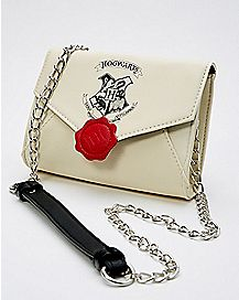Crossbody Hogwarts Letter Bag - Harry Potter