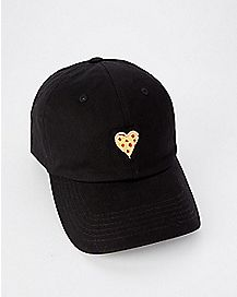 Pizza Heart Dad Hat