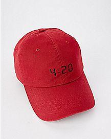 4:20 Dad Hat