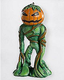 Pumpkin Man Christmas Ornament
