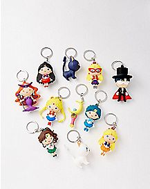 Sailor Moon Blind Pack Figures - Series 1