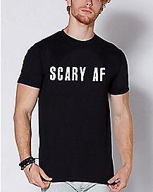 Scary AF T Shirt