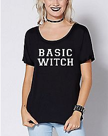 Basic Witch T Shirt