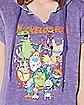 Short Sleeve Nickelodeon Hoodie
