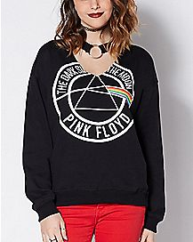Pink Floyd Choker Sweatshirt