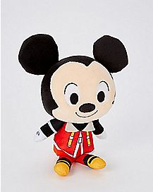 Mickey Mouse Plush Figure - Kingdom Hearts