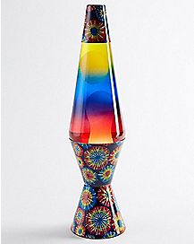 Colormax Fireworks Lava Lamp - 14.5 Inch