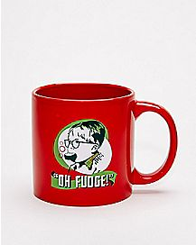 Oh Fudge Coffee Mug 20 oz. - A Christmas Story