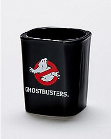 Ain't Afraid of No Shots Ghostbusters Shot Glass - 1.5 oz.
