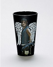 Daryl Dixon Pint Glass 16 oz. - The Walking Dead