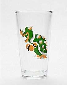 Super Mario Pint Glass Set - 16 oz.