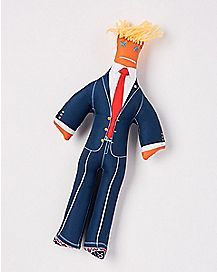The President Dammit Doll Plush Toy