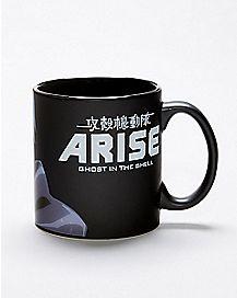 Motoko Kusanagi Coffee Mug 20 oz. - Ghost In The Shell