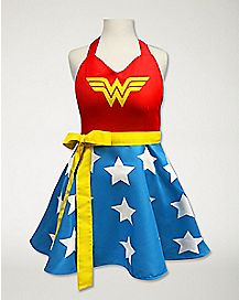 Wonder Woman Fashion Apron - DC Comics
