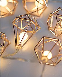 Geometric String Lights