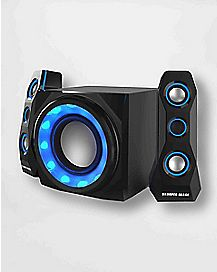Wireless LED Desktop Speaker
