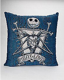 Misfit Love Jack Skellington Pillow - The Nightmare Before Christmas