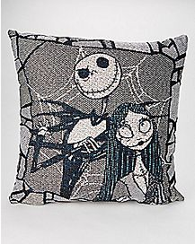 Jack and Sally Pillow - The Nightmare Before Christmas