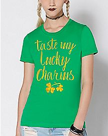 Taste My Lucky Charms T Shirt