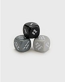 Kinky Nights Bondage Dare Dice