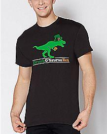 Drunk O' Saurus Rex T Shirt