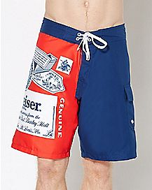Budweiser Board Shorts