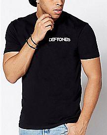 Gore Back Deftones T Shirt