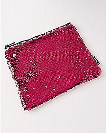 Magic Sequin Pouch Wallet