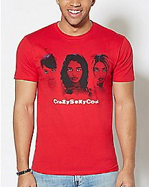Crazy Sexy Cool TLC T Shirt