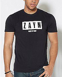 Mind Of Mine Zayn T Shirt