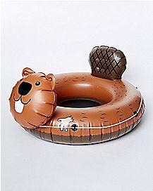 Beaver Pool Float
