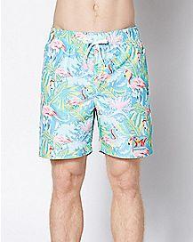 Flamingo MTV Swim Shorts