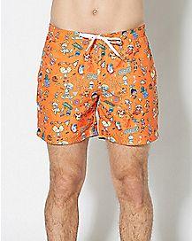 Nickelodeon Swim Trunks