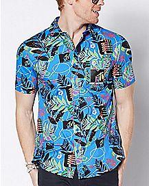 Leaf MTV Button Down Shirt