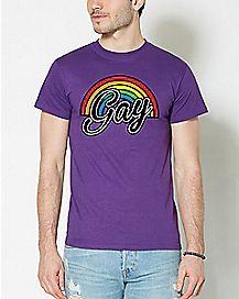 Rainbow Pride T Shirt