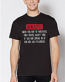 Sarchotic T Shirt
