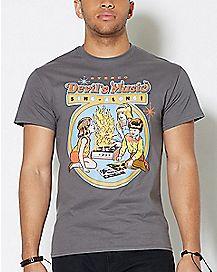 Devil's Music Sing-Along Plus Size T Shirt - Steven Rhodes
