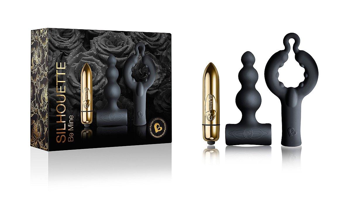 Dark Desires Sex Toy Kit
