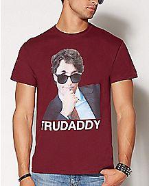 Trudaddy Justin Trudeau T Shirt