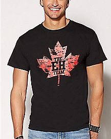 The Eh Team Canada T Shirt