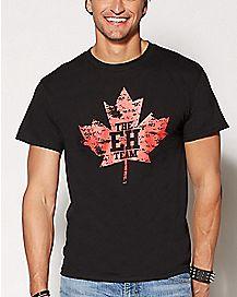 The Eh Team Canada T Shirt