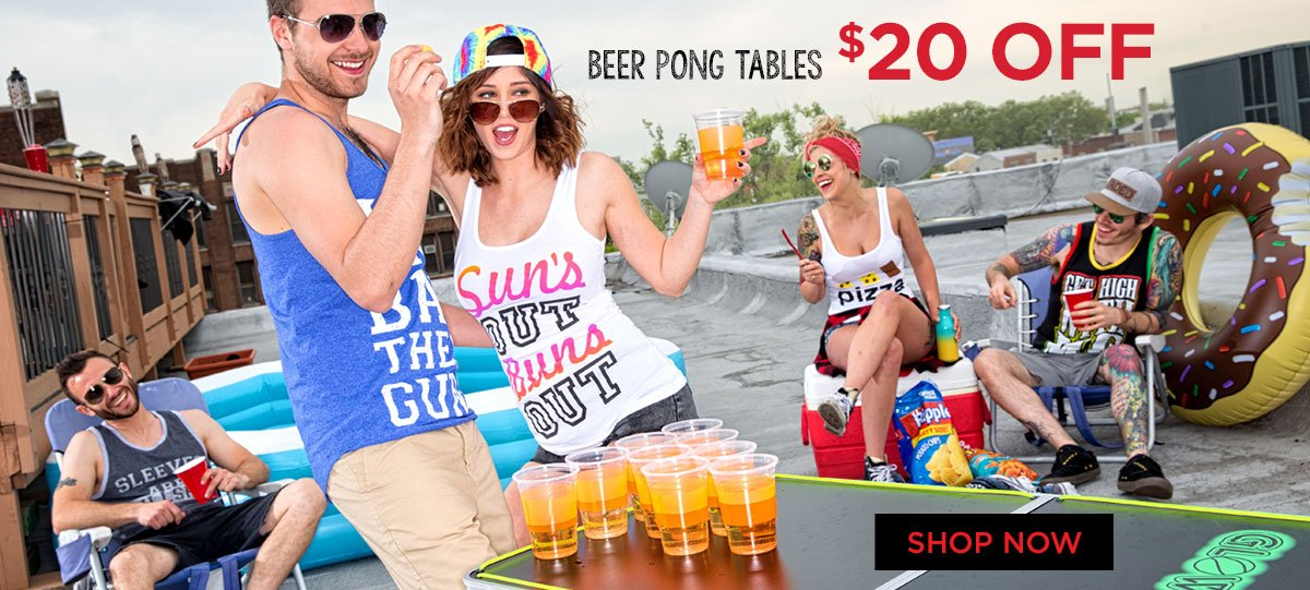 Shop Beer Pong