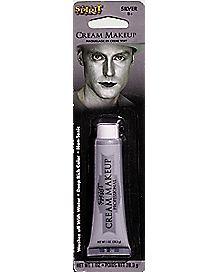 Silver Cream Makeup