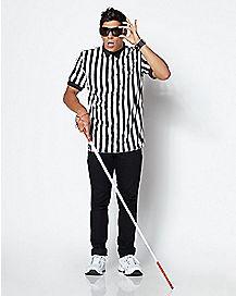 Adult Blind Referee Costume