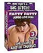 Fatty Patty Jumbo Blow-Up Doll