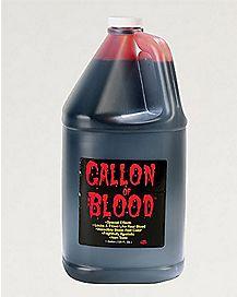 Blood - Gallon