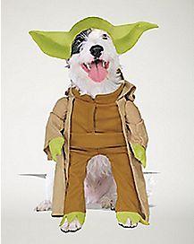 Yoda Dog Costume - Star Wars