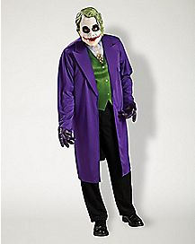 Adult Joker Plus Size Costume - Batman