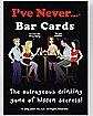 'I've Never…' Bar Card Game